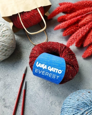 Пряжа Lana Gatto Everest