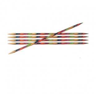 Спицы чулочные Knit Pro Symfonie (20 см дерево)