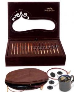 Набор спиц Knit Pro Limited Edition Knit & Sip