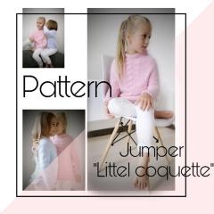"Jumper ""Little coquette"""