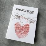Блокнот для вязания Project Book арт1