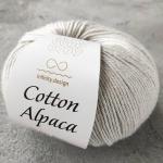 Cotton Alpaca 1032 светло-серый