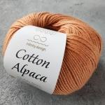 Cotton Alpaca 2355 нежный терракот