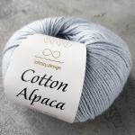 Cotton Alpaca 5930 голубой