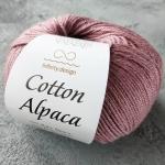 Cotton Alpaca 4331 лиловый