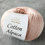Cotton Alpaca 3511 розовый жемчуг