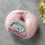 Пряжа BBB Angora 70 139 - персиково-розовый