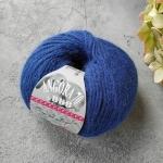 Пряжа BBB Angora 70 9509 - темно-синий