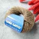 Пряжа Lana Gatto Everest 06014 натуральный беж