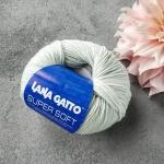 Пряжа Lana Gatto Supersoft 5281- мятный