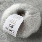 SILK MOHAIR 1022 светло-серый