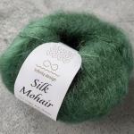 SILK MOHAIR 8264 зеленый
