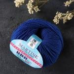 Пряжа BBB Martine 9509 - синий