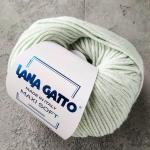 Пряжа Lana Gatto Maxi Soft 5281- мятный