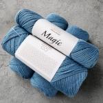 Magic 6052 джинсовый синий