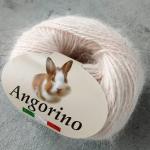 Angorino 174 розовый беж