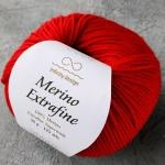 Merino Extrafine 4219 красный