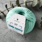 Пряжа Lana Gatto Baby Soft Aloe Vera 8387 мятный