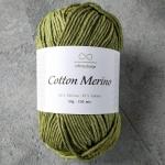 COTTON MERINO 9544 оливково-зеленый