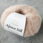 Alpaca Silk 2650 бежевый