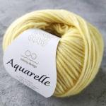 Aquarelle 2015 весенний желтый