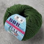 Пряжа BBB Full 8947 - благородная зеленый