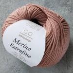 Merino Extrafine 4042 пыльно-жемчужная роза