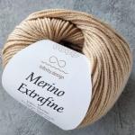 Merino Extrafine 2650 бежевый